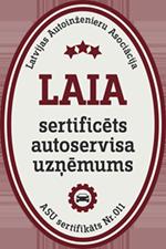LAIA logo